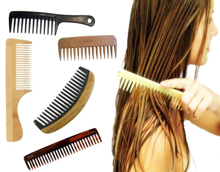 Правильный уход за волосами - Хозяюшка в доме