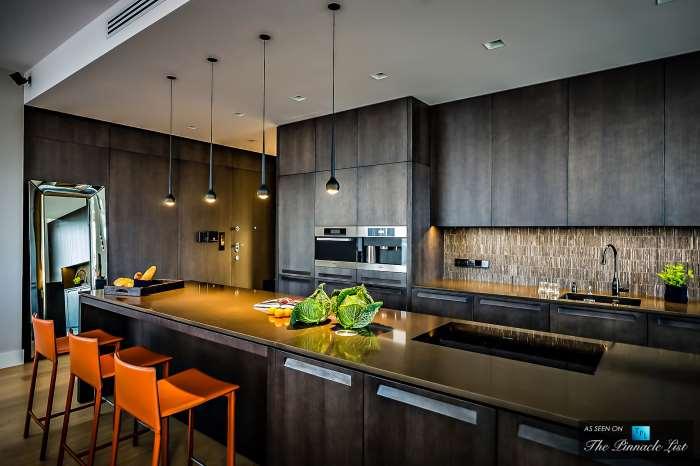 Стиль в дизайне интерьера кухни
