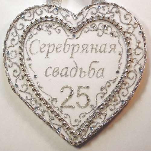 Поздравление с годовщиной свадьбы 25 лет родителей