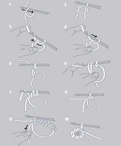 амигуруми волшебное кольцо-схема