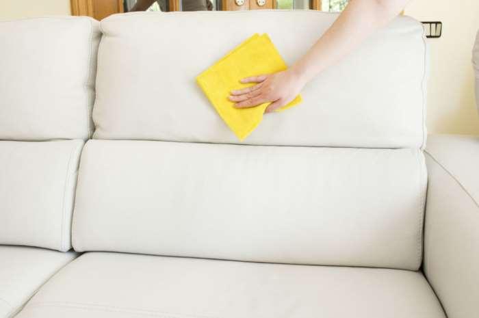 Почистить диван в домашних условиях от разводов на 798