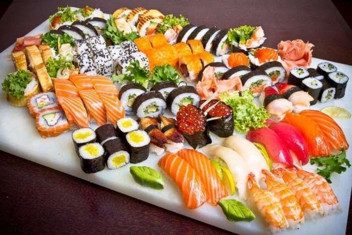 доставка суши в Уфе